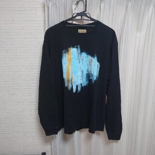 エディットフォールル(EDIT.FOR LULU)のmalionvintage パッチワークロンT フリーサイズ(Tシャツ(長袖/七分))