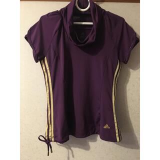 アディダス(adidas)のアディダススポーツフィットネス テニスシャツ(ヨガ)