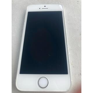 アイフォーン(iPhone)のiPhoneSE1(第一世代) Silver(シルバー) 32GB(スマートフォン本体)