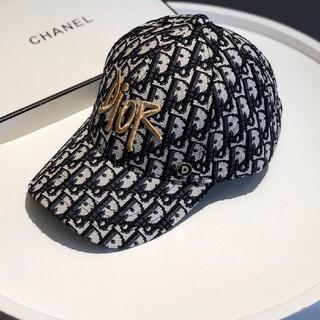 Dior - 美品 ディオールDior帽子 キャップ ブラック 男女兼用