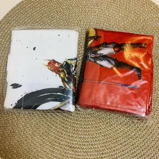 日清食品 - 戦国無双 × どん兵衛 ♡ カップ麺トートバック 2点セット