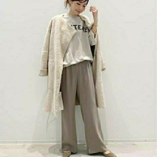 L'Appartement DEUXIEME CLASSE - 新品タグ付【GOOD GRIEF/グッドグリーフ】Wide Pants
