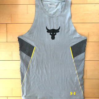 UNDER ARMOUR - UNDER ARMOUR x Project Rock タンクトップ