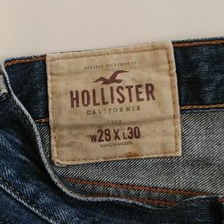 ホリスター(Hollister)のHORRISTER ホリスター デニムパンツ レディース W28×H30 (デニム/ジーンズ)