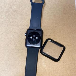 Apple Watch - 値下げ致しました!!Apple Watch series3 42mmブラック
