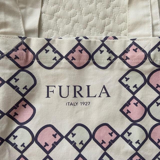 Furla(フルラ)のFURLAフルラ エコバッグ トートバッグ レディースのバッグ(トートバッグ)の商品写真