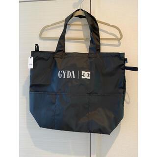 GYDA - GYDA❤️BIGサイズ/ブラックトートバッグ