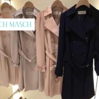 ミッシュマッシュ(MISCH MASCH)のほぼ新品♡定価17,280円♡ミッシュマッシュ♡ネイビースプリングコート(トレンチコート)