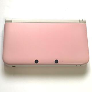 任天堂 - Nintendo 3DS  LL 本体ピンク/ホワイト