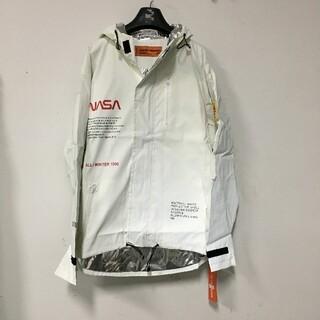 OFF-WHITE - heron preston joint nasa 3M jacket