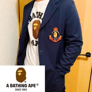 A BATHING APE - アベイシングエイプ テーラードジャケット A BATHING APE ape