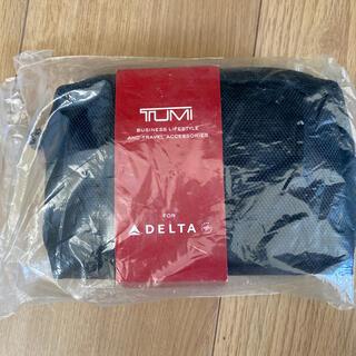 トゥミ(TUMI)のデルタ航空 TUMI アメニティ 新品(旅行用品)