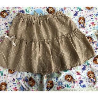GU - 子供服 ショートパンツ キュロット