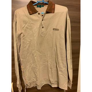 ケンゾー(KENZO)のKENZO ポロシャツ 90年代(Tシャツ/カットソー(七分/長袖))