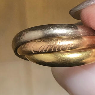 Cartier - カルティエ トリニティリング