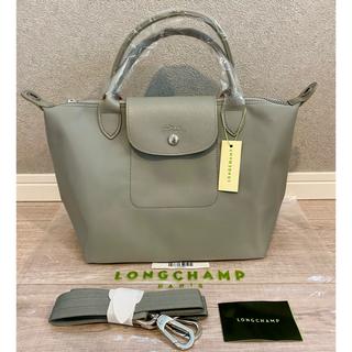 LONGCHAMP - ロンシャン ネオ 新品 ショルダーバッグ ハンドバッグ