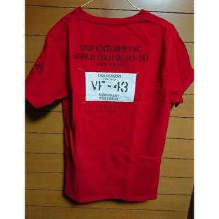 AVIREX - AVIREX 6183521 半袖 パッチド クルーネック Tシャツ
