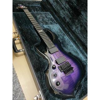 イーエスピー(ESP)のE-II FRX FM/LH RDB(エレキギター)
