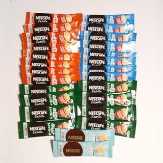 Nestle - ネスカフェ ふわラテシリーズ 3種類+ミルクティー 26本