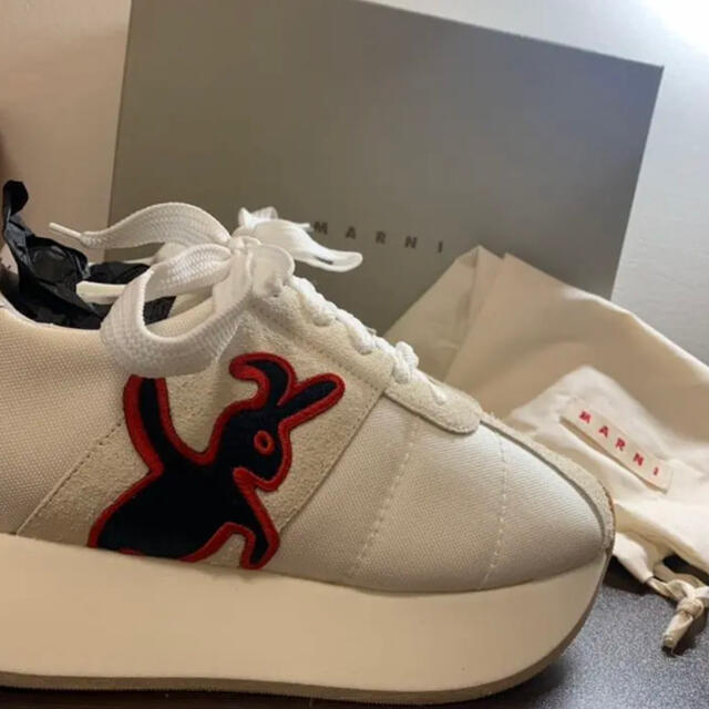 Marni(マルニ)のマルニ marni  最安値 メンズの靴/シューズ(スニーカー)の商品写真