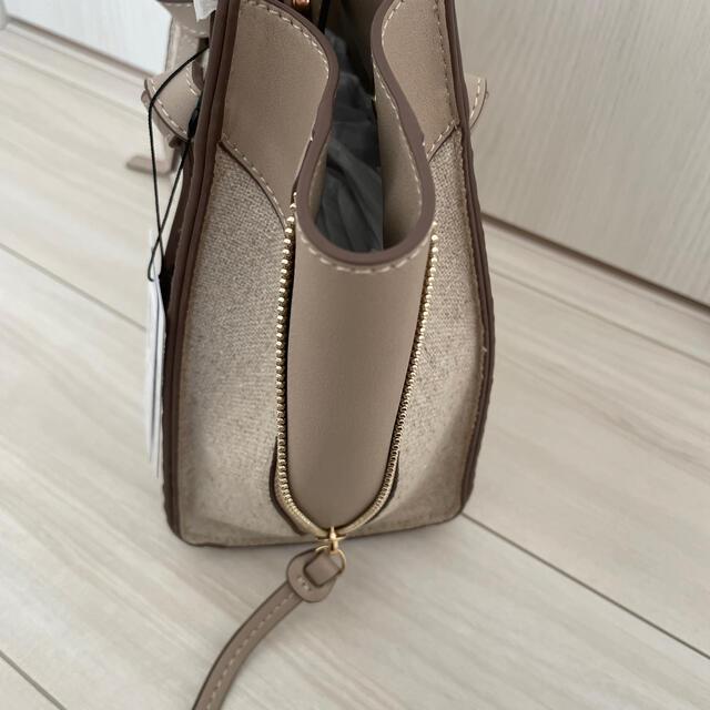 URBAN RESEARCH ROSSO(アーバンリサーチロッソ)の❇︎新品未使用 キャンバスコンビミニトート 2way レディースのバッグ(ショルダーバッグ)の商品写真