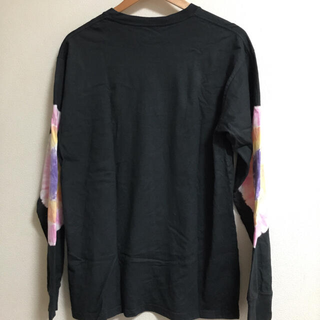 X-girl(エックスガール)のX-girl🍕タイダイロンT レディースのトップス(Tシャツ(長袖/七分))の商品写真