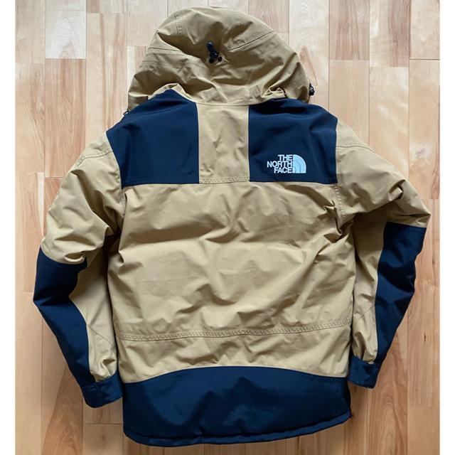 THE NORTH FACE(ザノースフェイス)のThe North Face マウンテンダウン Sサイズ 美品 メンズのジャケット/アウター(ダウンジャケット)の商品写真