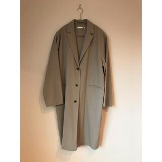 evam eva - 美品 evam eva wide jacket coat E191T036
