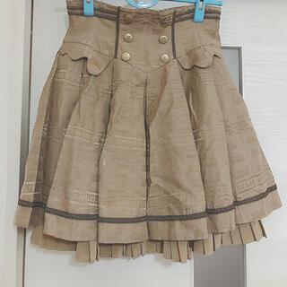 Angelic Pretty - メルティリボンチョコレートスカート