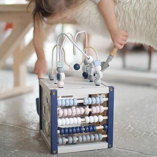 エバーアース マルチプレイアクティビティキューブ(知育玩具)