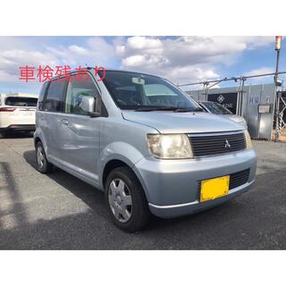 三菱 - 三菱 eKワゴン 中古車  軽自動車 車検付き