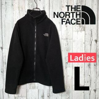 THE NORTH FACE - 【大人気カラー】 ノースフェイス フリース アウター 黒 Lサイズ