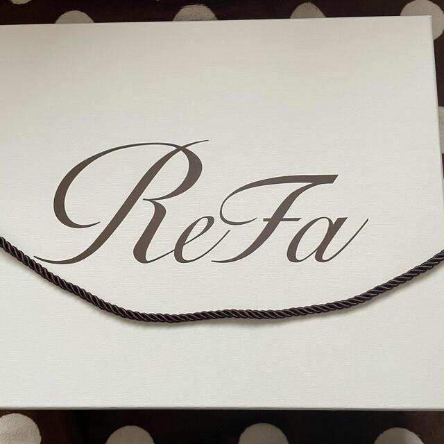 ReFa(リファ)のMTG ReFa リファドライヤー ホワイト   スマホ/家電/カメラの美容/健康(ドライヤー)の商品写真