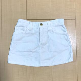 リー(Lee)のLee子供コーデュロイスカート120cm(スカート)
