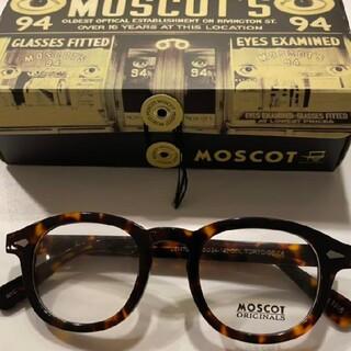 MOSCOT LEMTOSH/モスコット レムトッシュ 46(M)鼈甲 べっこう