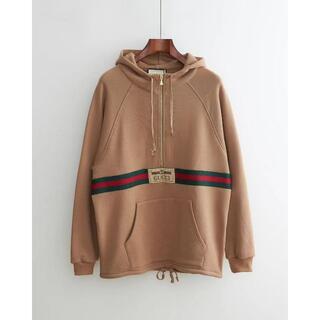 Gucci - GUCCI &GUCCI ラベル付き スウェットシャツ