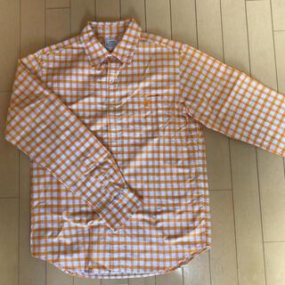 コーエン(coen)のcoen ドライファブリックチェックオックスフォードボタンダウンシャツ(シャツ)