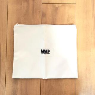 エムエムシックス(MM6)のこちらほぼ未使用!マルジェラ MM6ポーチです。(ポーチ)
