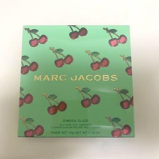 マークバイマークジェイコブス(MARC BY MARC JACOBS)のホリデー☆MARC JACOBS ベリーメリーチェリー ハイライト ハイライター(フェイスカラー)