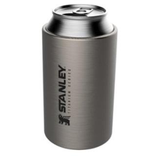 スタンレー(Stanley)の希少 アメリカ限定 Stanley  スタンレー チタン 缶ホルダー 缶クーラー(食器)