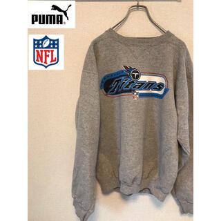 PUMA - ★激レア古着 プーマ NFL スウェットトレーナー 90s