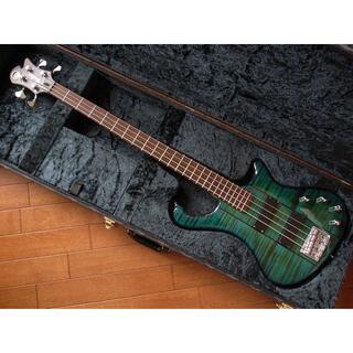freedom custom guitar reserch durake4