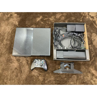 エックスボックス(Xbox)のXBOX ONE + KINECT (DAY ONE ED)(家庭用ゲーム機本体)