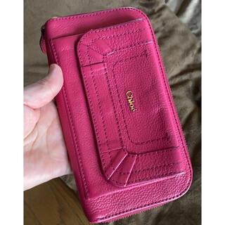 クロエ(Chloe)のクロエ長財布多機能(財布)