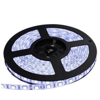 LEDテープライト2835両面テープ5m防水300ストリップライト高輝度 白(天井照明)