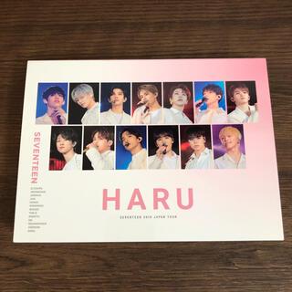 セブンティーン(SEVENTEEN)の SEVENTEEN  HARU Blu-ray(韓国/アジア映画)