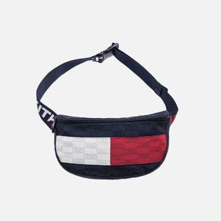 TOMMY HILFIGER - 日本未発売【KITH × Tommy】 BADGE CROSS BODYBAG