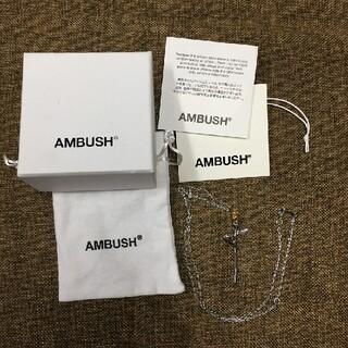 アンブッシュ(AMBUSH)のambush RoseCharm ネックレスAMBUSH(ネックレス)
