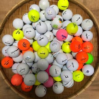 タイトリスト(Titleist)のゴルフ ロストボール used 80個 有名メーカー沢山!(ゴルフ)