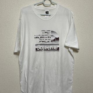 Supreme - Supreme×THA NORTHFACE  コラボTシャツ